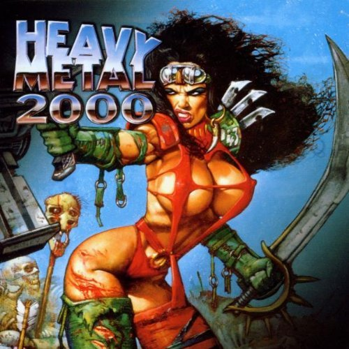 Heavy Metal 2000 Soundtrack Explicit Version Incl. Bonus CD