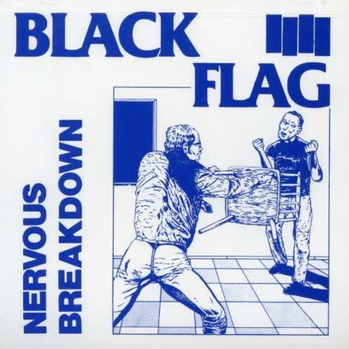 Black Flag Nervous Breakdown