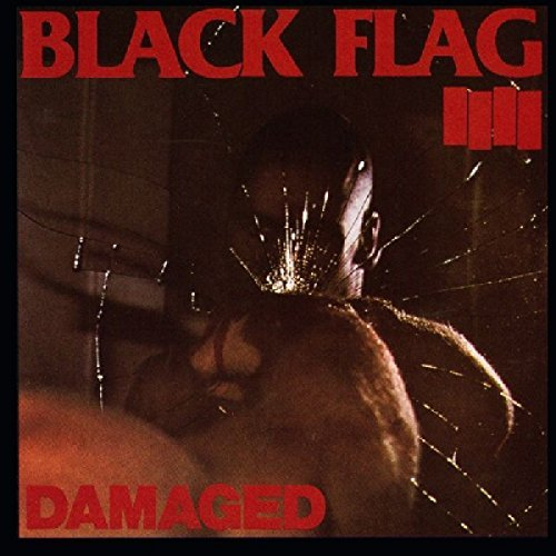 Black Flag Damaged