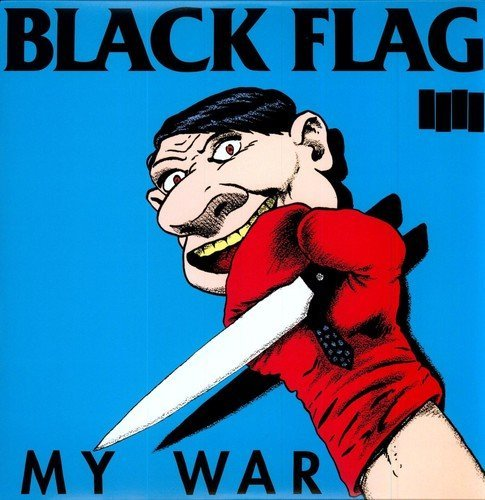 Black Flag My War