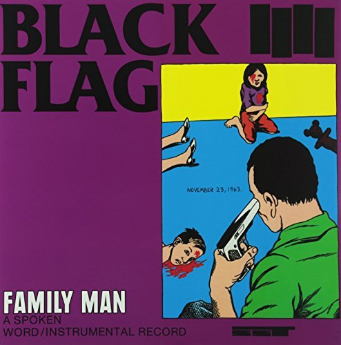 Black Flag Family Man