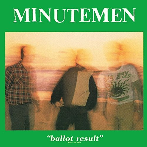 Minutemen Ballot Result Double Vinyl