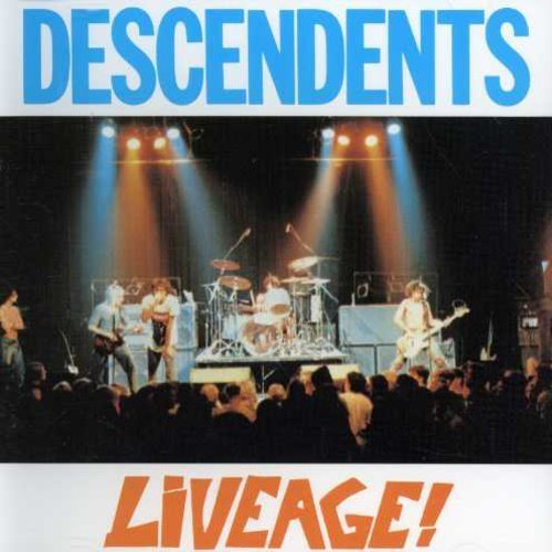 Descendents Liveage