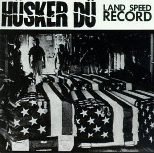 Husker Du Land Speed Record Import Eu