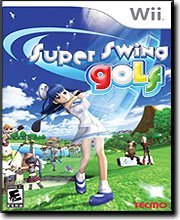 Wii Super Swing Golf