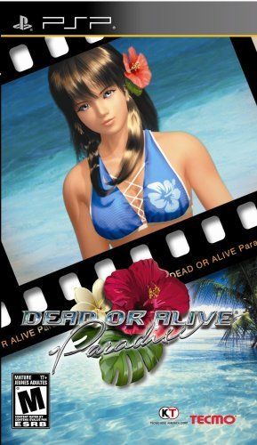 Psp Dead Or Alive Paradise