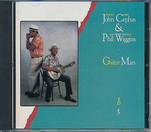 Cephas Wiggins Guitar Man