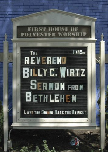 Rev. Billy C. Wirtz Sermon From Bethlehem