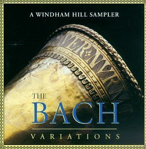 J.S. Bach Bach Variations Windham Hill Sampler
