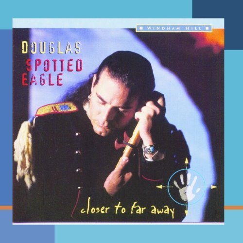 Douglas Spotted Eagle Closer To Far Away CD R
