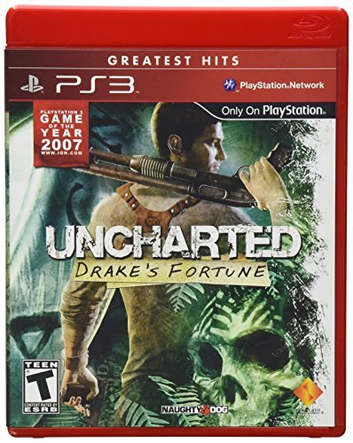 Ps3 Uncharted Drakes Fortune Uncharted Drakes Fortune