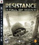 Ps3 Resistance Fall Of Man Resistance Fall Of Man