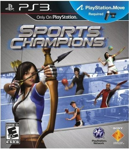 Ps3 Move Sports Champions Sony Computer Entertainme E10+