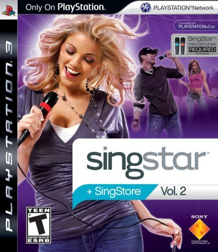 Ps3 Singstar Vol. 2