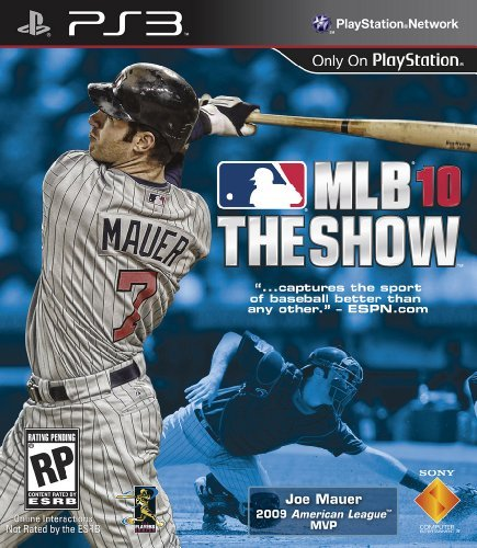Ps3 Mlb 10 The Show