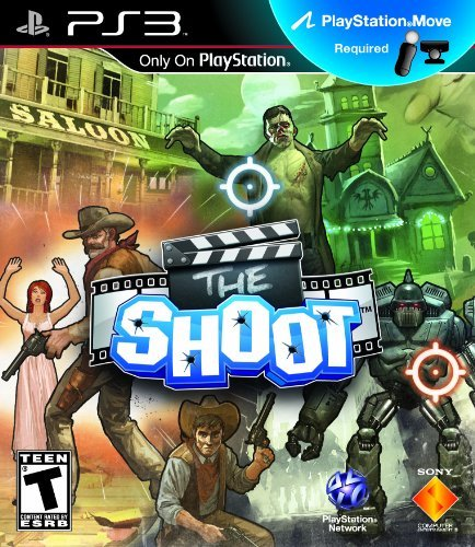 Ps3 Move Shoot
