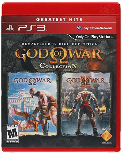 Ps3 God Of War Collection (1&2)