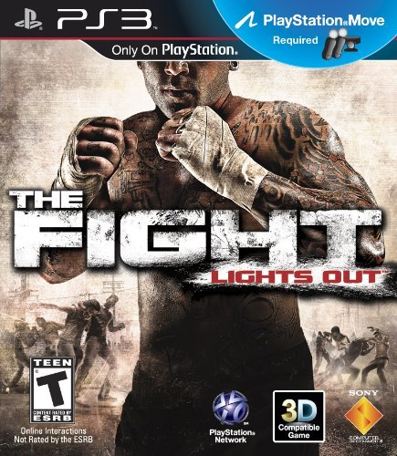 Ps3 Move Fight Lights Out