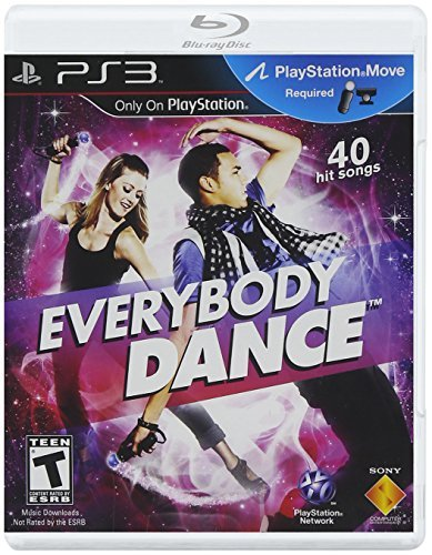 Ps3 Move Everybody Dance