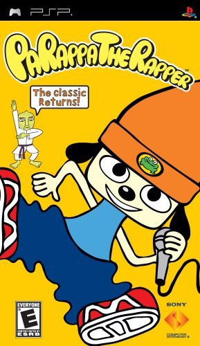 psp-parappa-the-rapper-sony-computer-entertainme