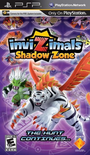 Psp Invizimals Shadow Zone