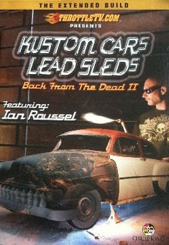 Kustom Cars Lead Sleds Back Fr Kustom Cars Lead Sleds Back Fr Nr 2 DVD