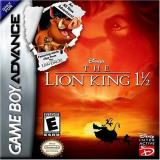 Gba Disney's The Lion King 1 1 2
