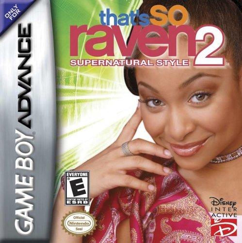 Gba That's So Raven 2