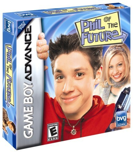 Gba Phil Of The Future