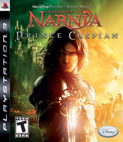 Ps3 Chronicles Of Narnia Prince Caspian