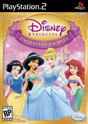 Ps2 Disney Princess World Of