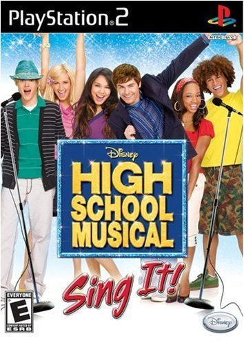 Ps2 High School Musical