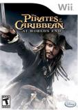 Wii Pirates Of The Caribbean 3
