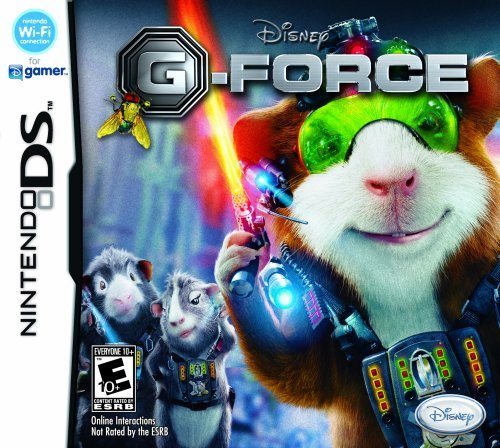 Nintendo Ds G Force
