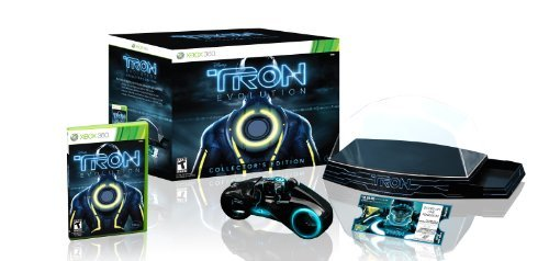 Xbox 360 Tron Evolution Coll. Ed.