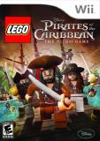 Wii Lego Pirates Of The Caribbean Disney Interactive Distri E10+