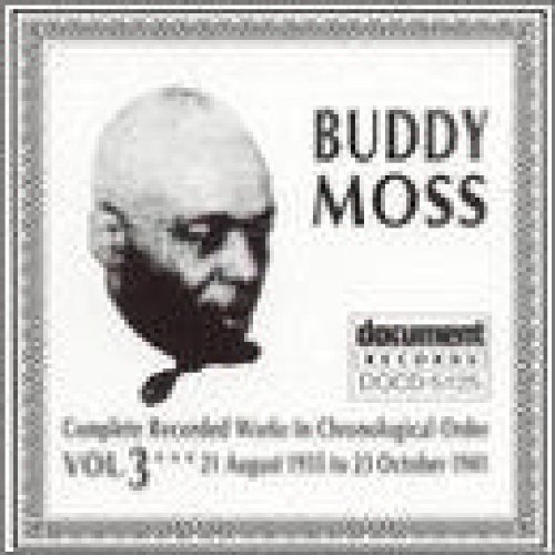 Moss Buddy Vol. 3 (1935 41)