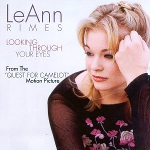 Leann Rimes Looking Through Your Eyes