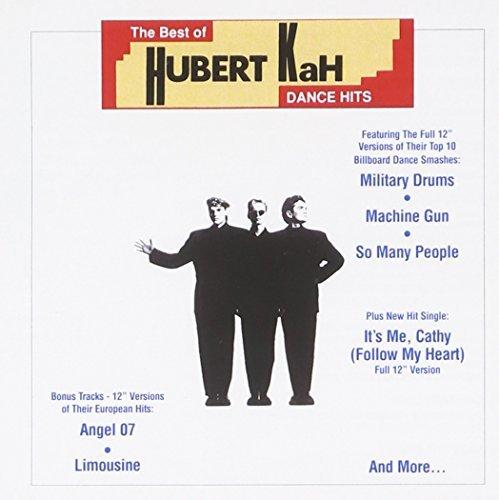 Hubert Kah/Best Of Dance Hits@Cd-R