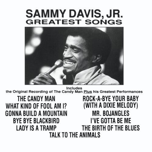 Sammy Jr. Davis Greatest Songs CD R