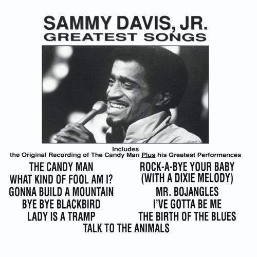 Sammy Jr. Davis/Greatest Songs@Cd-R