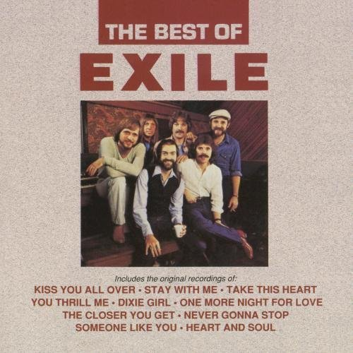 Exile Best Of Exile CD R