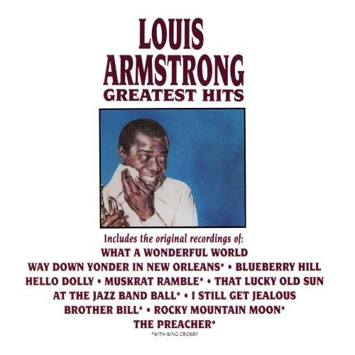 Louis Armstrong Greatest Hits CD R