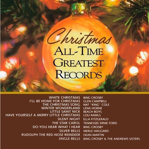 Christmas All-Time Greatest/Vol. 1-Christmas All-Time Grea@Christmas All-Time Greatest