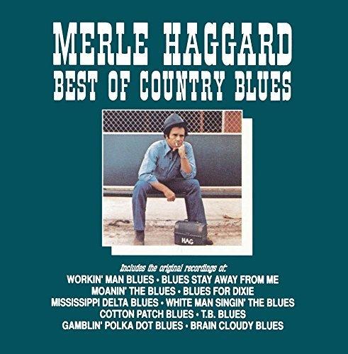 Merle Haggard/Best Of Country Blues@Cd-R