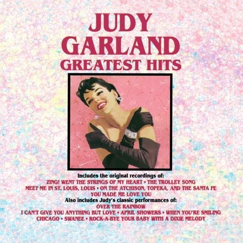 Judy Garland Greatest Hits CD R