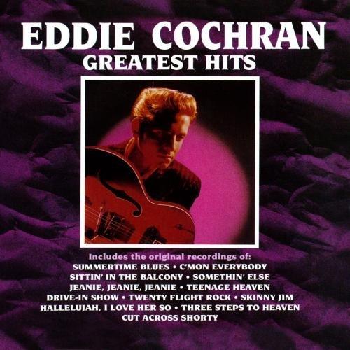 Eddie Cochran/Greatest Hits@Cd-R