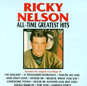 Ricky Nelson All Time Greatest Hits CD R