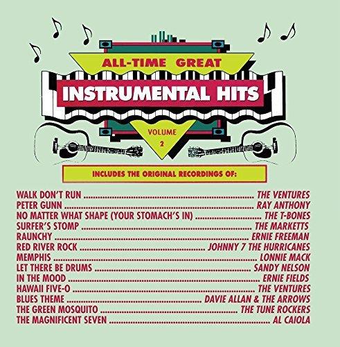 Great Instrumental Hits/Vol. 2-Great Instrumental Hits@Cd-R@Great Instrumental Hits