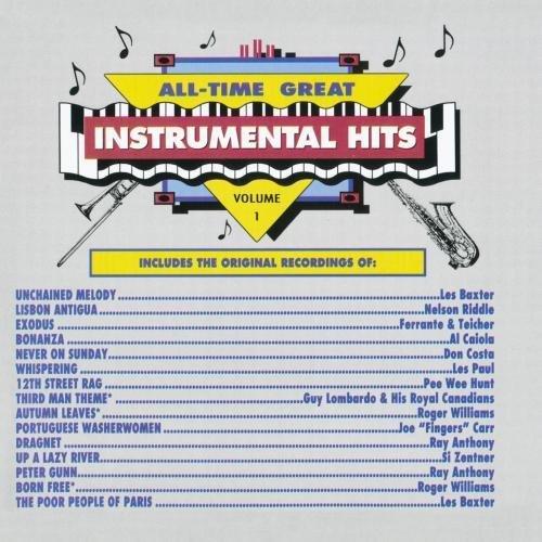 Great Instrumental Hits/Vol. 1-Great Instrumental Hits@Cd-R@Great Instrumental Hits